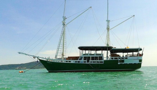 Cruise On Merdeka In Thailand!