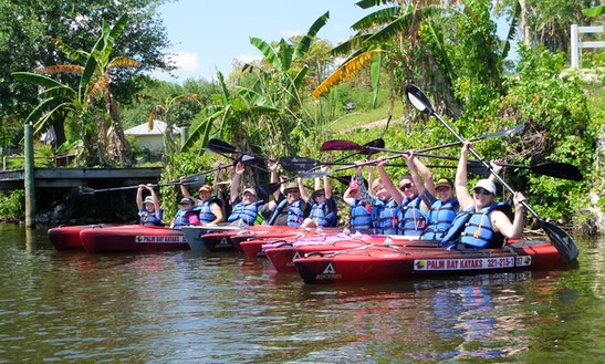 Mobile Outfitter Renting Kayaks In Palm Bay