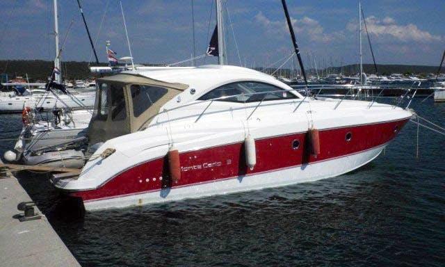 'Spunk III' Monte Carlo 37-HT Yacht Charter in Bibinje