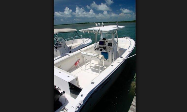 Rent 29' Angler In Islamorada, Florida