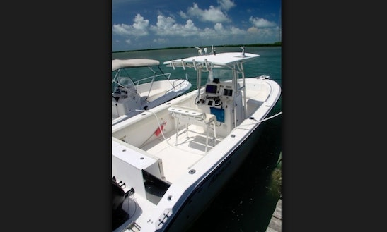 Rent 29' Angler In Islamorada, Florida