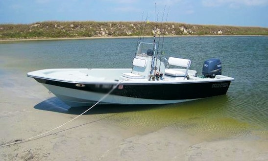 22' Custom Bay Fishing Boat In Laffitte