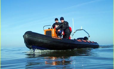 Powerboat Experience In Norfolk