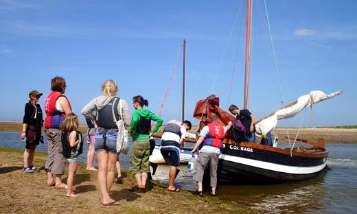 Kids Adventure Sails In Norfolk