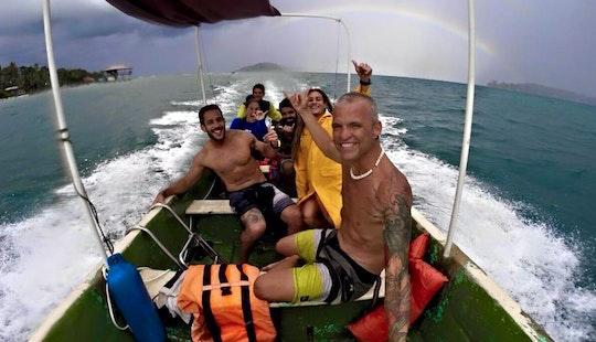 Surf Trips In Bocas Del Toro