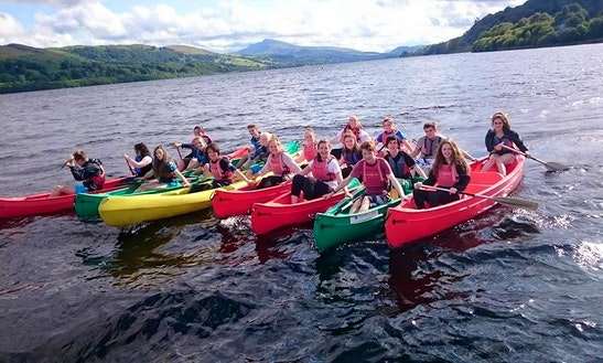 Canoe For Hire & Courses In Bala Lake