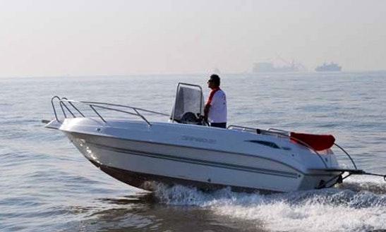 Rent Drago 610 Speedboat In Mumbai