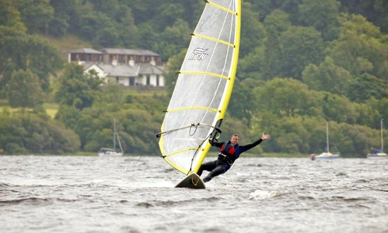 Windsurf For Hire & Courses In Bala Lake