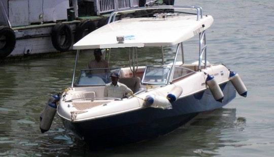 Mahindra Odyssea 33 Boat In Mumbai