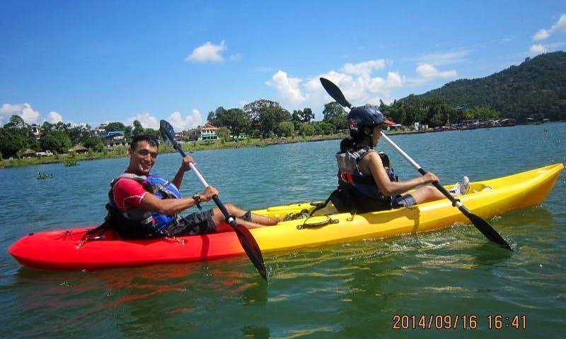Kayaking (Nepal)