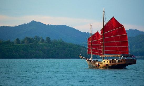 June Bahtra Cruises Charter, Phuket, Thailand