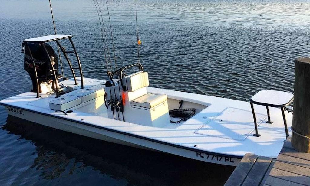 39 vantage 39 skiff boat fishing guide in freeport getmyboat for Freeport fishing boats