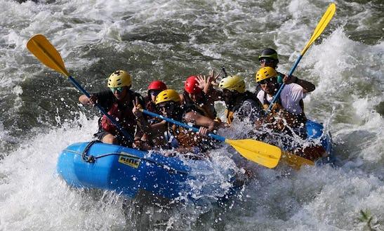 River Rafting In Jalcomulco