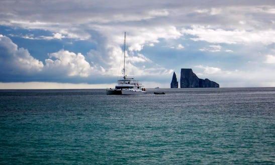 Motor Yacht Rental In Galpagos