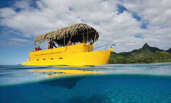 'rms Maitai' Boat Tours & Charter In Avarua District