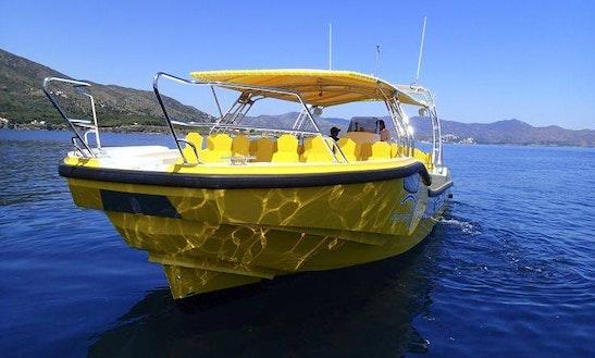 Calobra Taxi Boat Charter & Trips In Port De Sóller