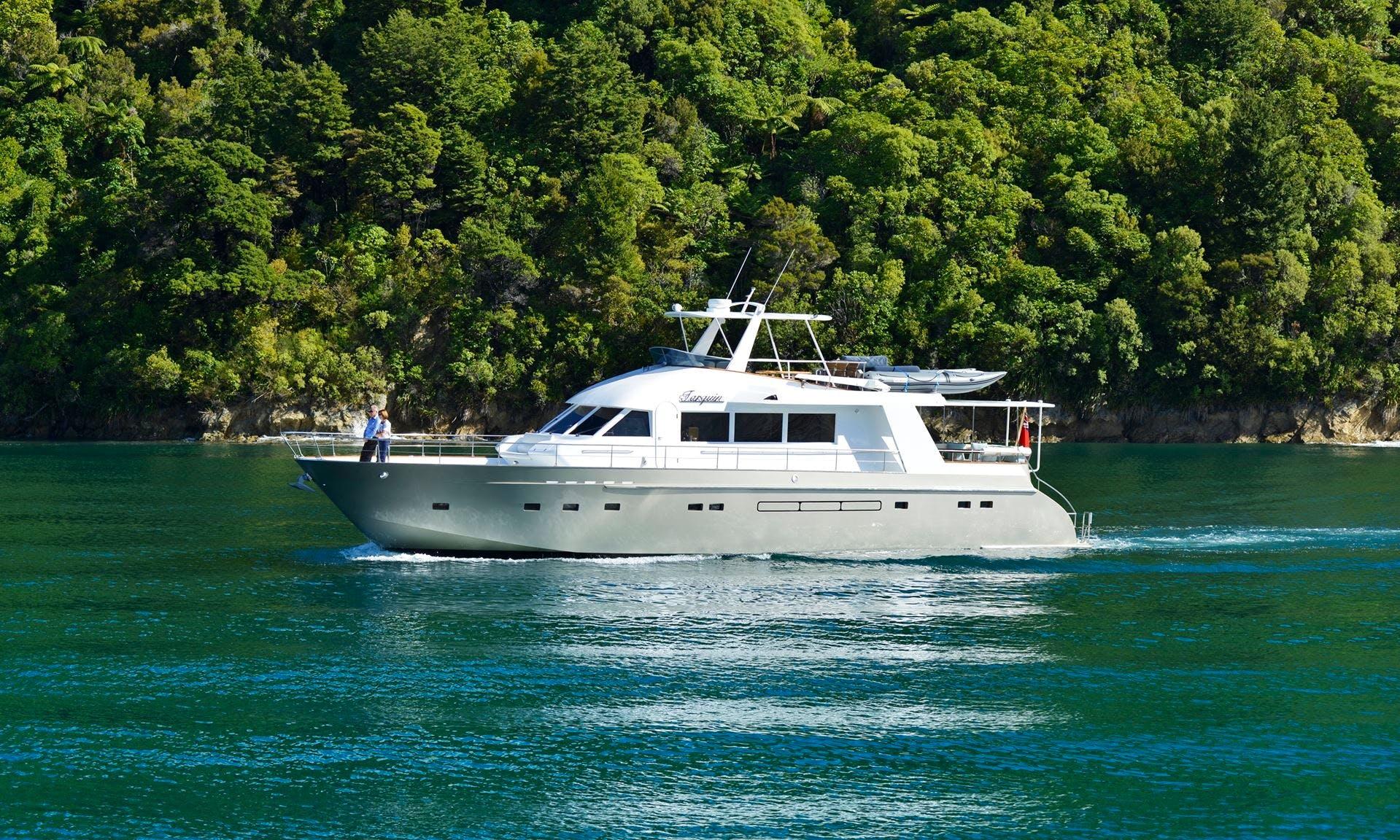 Luxury Yacht Cruises in Grovetown