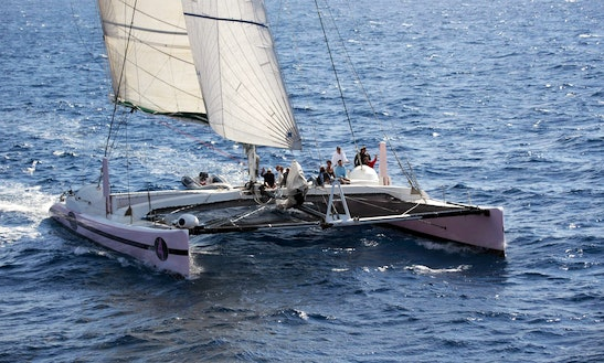 'he And Me' Sailing Catamaran Trips In Arradon