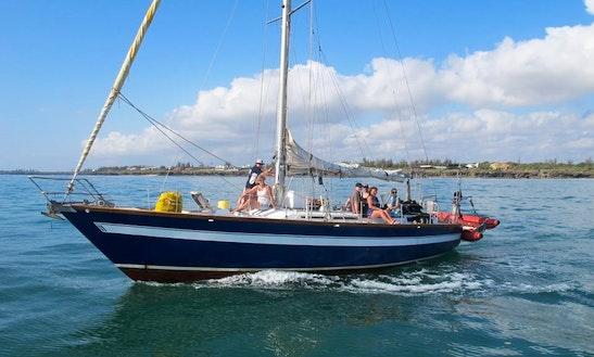 Dive Boat In Kilifi