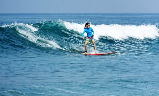 Unforgettable Surfing Lesson In Kuta Bali, Indonesia