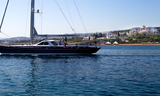 Blue Phoenix Yacht Rental In Poli Crysochous