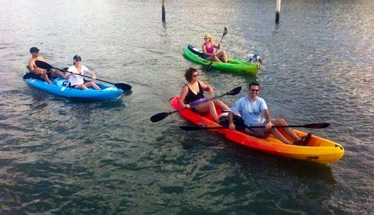 Double Tango / Ocean Kayak Rental In Tequesta, Florida