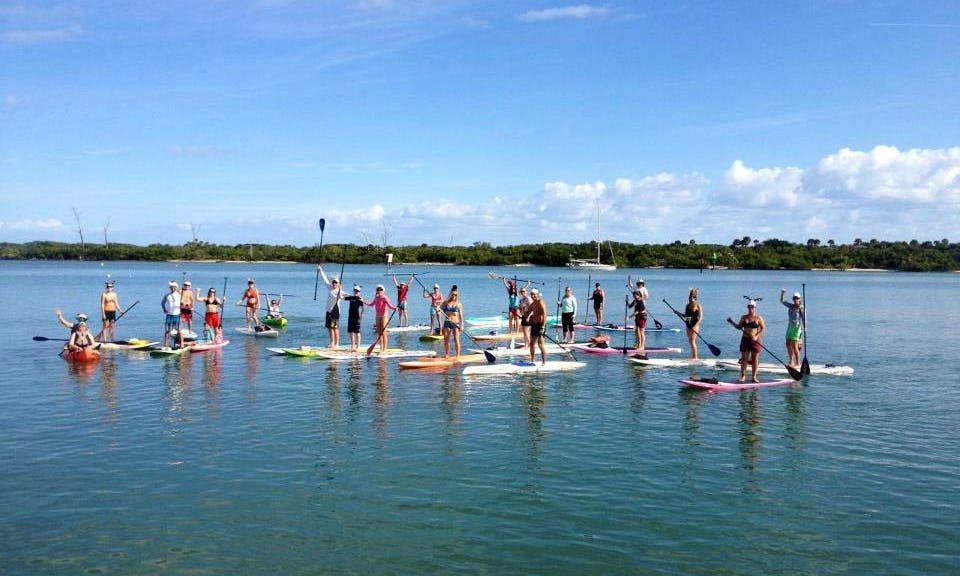 Stand Up Paddleboard Rental in Tequesta, FL