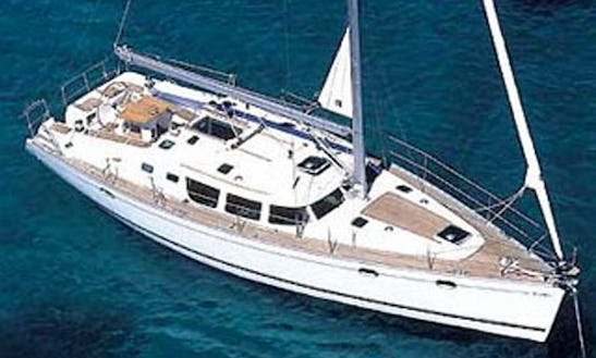 'spook' Day Sailing Trips In Lymington, Uk