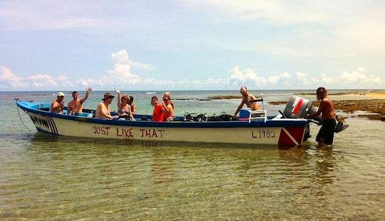 Boat Fun Dives & Courses In Puerto Viejo De Talamanca