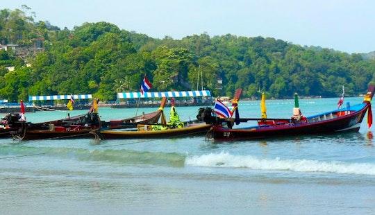 Ferry Boat In Phuket