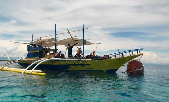 Diving Boat Rental In Dalaguete