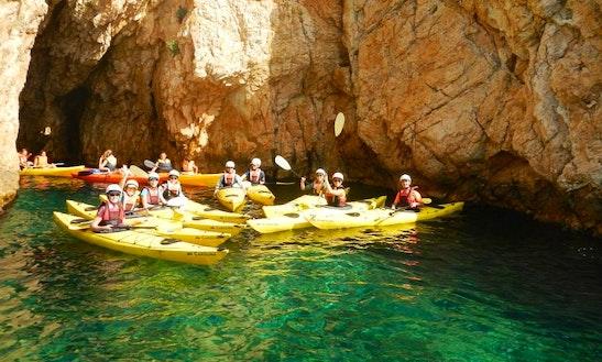 Single Kayak Rental, Tours & Courses In L'escala