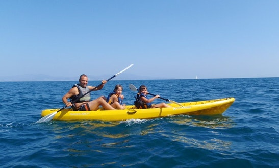 Familiar Kayak Rental, Tours & Courses In L'escala