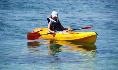 Explore Page, Arizona on a single kayak