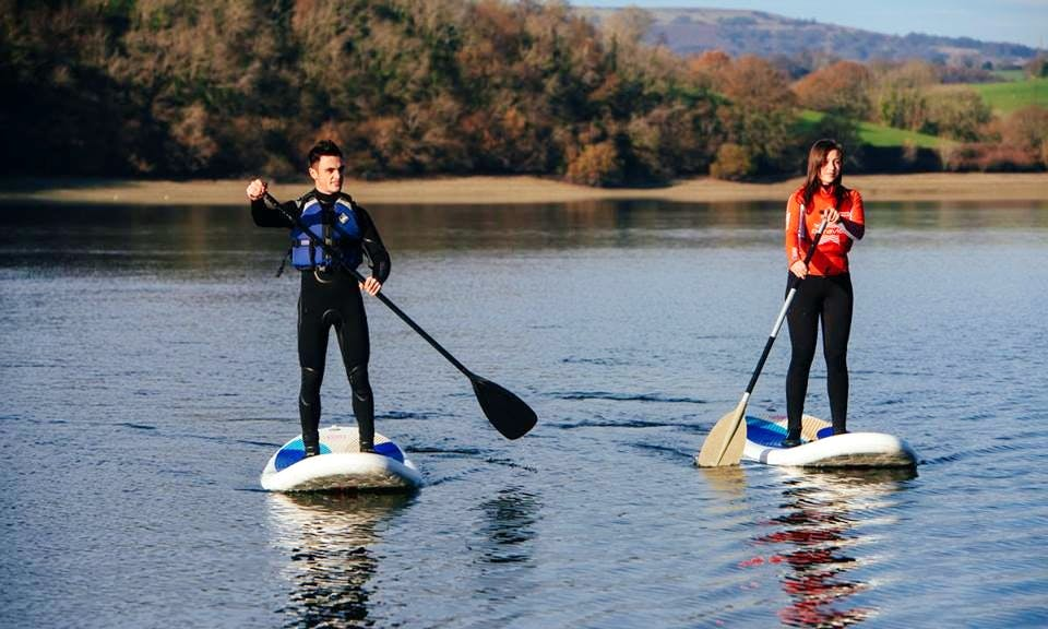 Paddleboard Rental in Coed-y-paen, United Kingdom
