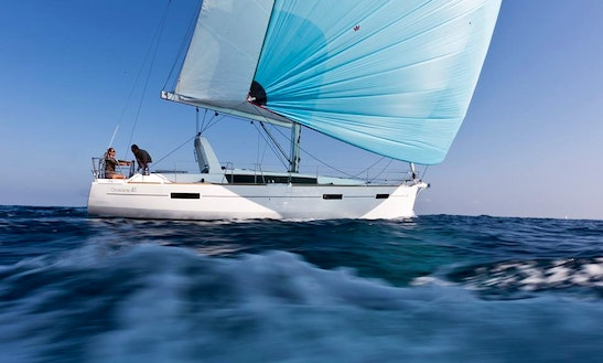 41' Skippered Yacht Charter In Jersey