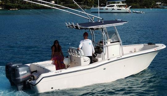 24ft Grady White Fishing Boat In San Juan, Puerto Rico