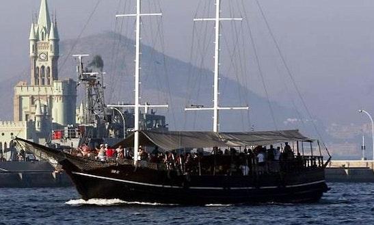 Escuna Nogueira Da Gama Charter In Rio De Janeiro, Brazil