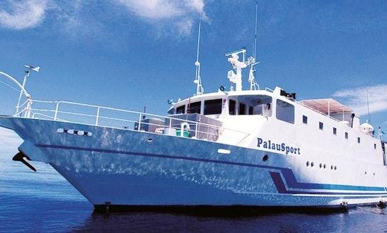125' Liveaboard Motor Yacht In Palau