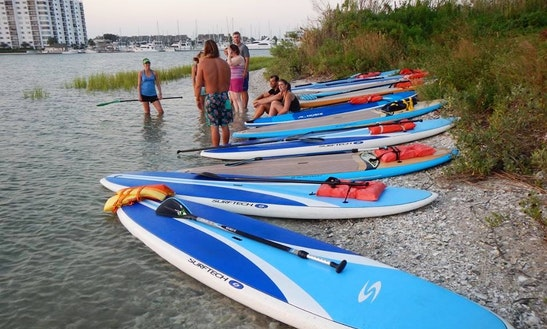 Stand Up Paddleboard Rental In Wilmington
