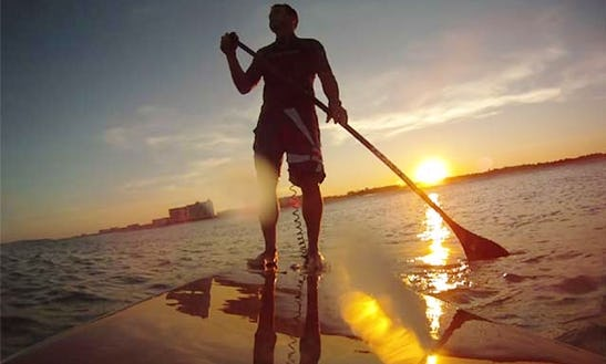 Paddleboard Rental & Lessons In Merritt Island, Florida