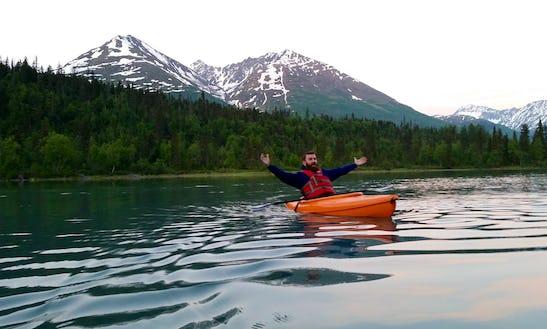 Kayaking Guided Tours In Alaska And Arizona