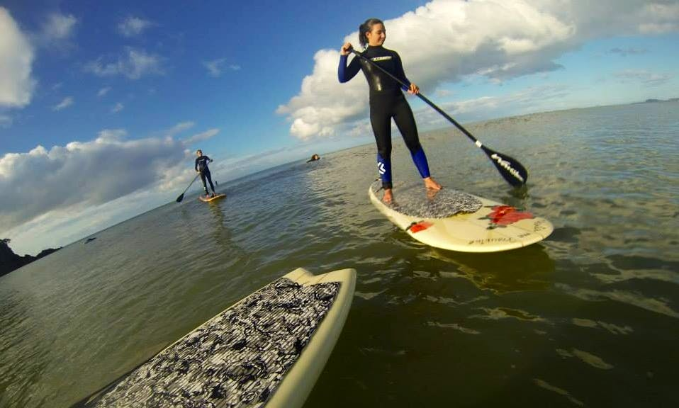 Stand Up Paddleboard Hire In Waihi Beach