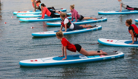 Stand Up Paddleboard For Hire In Southampton