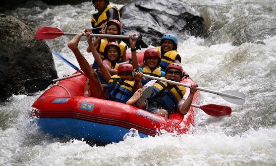 Rafting Trips In Bali