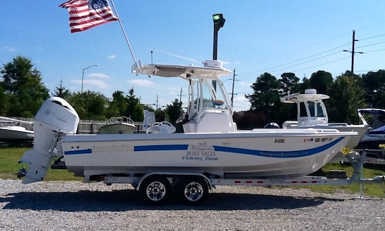 24' Everglades Fishing Boat In Queenstown, Maryland United States