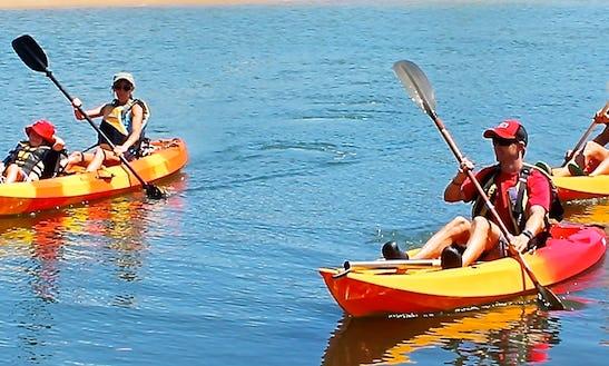 Tandem Kayak Rental In Broadbeach Waters, Australia