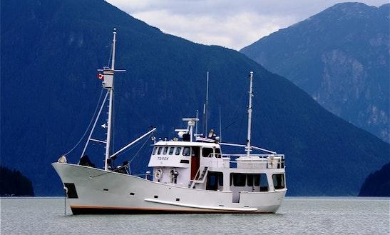 Trawler Rental In