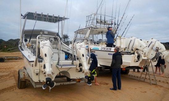 Deep Sea Fishing Tours From Thungwini