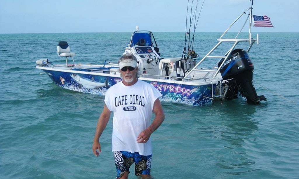 Tide walker charters sw florida cape coral ft myers for Cape coral fishing charters